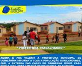 A Prefeitura Municipal de Ourilândia do Norte/PA, vai realizar a entrega de 1000 unidades habitacionais do programa Minha Casa Minha Vida no dia 28/07/2017, às 11 horas