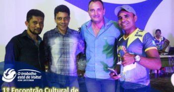 Companhia de Dança Ourilândia, Realiza 1º Encontrão Cultural, com apoio da Prefeitura de Ourilândia
